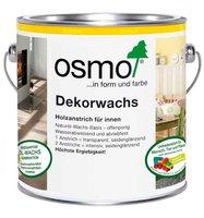 Osmo Dekorwachs Creativ Schwarz 0,125 Liter (3169)