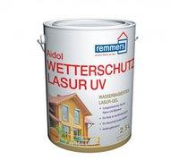 Remmers Aidol Wetterschutz-Lasur UV Walnuss 5 Liter
