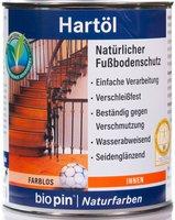 biopin Böden Natur-Hartöl 0,75 L