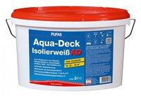 PUFAS Aqua-Deck Isolierweiß 5 l
