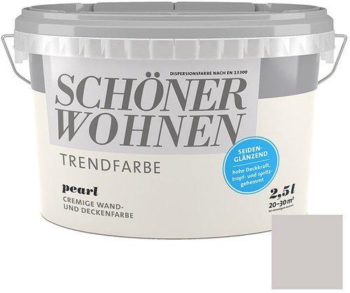 Schöner Wohnen Trendfarbe Pearl 25 L Günstig Kaufen