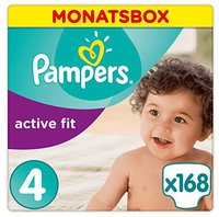 Pampers Active Fit maxi 7-18kg