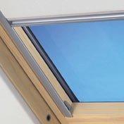 Velux Sichtschutz-Rollo mit Schienen Typ GGL-GPL-GHL-GTL-GXL Größe C02