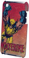Pelican Marvel Red Rage Wolverine Clip Case (iPod Touch 4G)