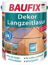 Baufix Dekor-Langzeitlasur 5 l (div. Dekore)