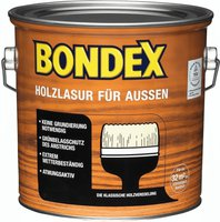 Bondex Holzlasur für aussen 2,5 l