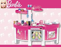 Theo Klein Barbie Spielküche Gourmet International (9500)