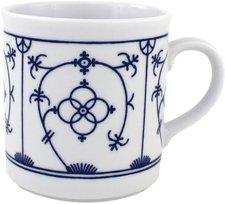 Winterling Indisch Blau Kaffeebecher
