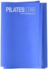 Yogistar Pilates Stretchband strong blau