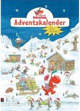 Bertelsmann Verlag Der kleine Drache Kokosnuss Adventskalender Weihnachtsdorf