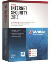 McAfee Internet Security 2013 (3 User) (1 Jahr) (Win) (Multi)