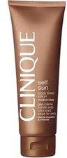 Clinique Self Sun Body Tinted Lotion Medium-Deep (125 ml)