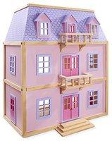 Melissa & Doug Multi-Level-Puppenhaus (14570)