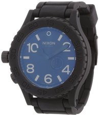 Nixon The Rubber 51-30 Black