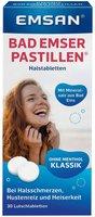 Emcur Bad Emser Pastillen ohne Menthol (30 Stk.)