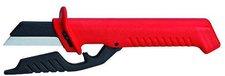 Knipex 98 56 SB Kabelmesser 185 mm VDE mit Klingenschutz