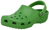 Crocs Beach lime