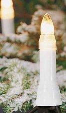 Konstsmide Lichterkette mit LED Topkerzen 15er