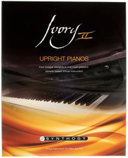 Synthogy Ivory Upright Pianos II