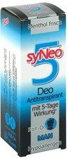 syNeo Man Deo-Antitranspirant mit 5 Tage Wirkun...