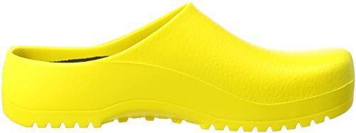 BIRKENSTOCK Professional Super-Birki, Damen Clogs, Gelb (Neon Yellow), 36 EU