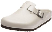 Birkenstock Boston Naturleder ice pearl mother