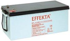 Effekta BTL 12-200 Solar-Batterie 12 V 200 Ah