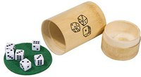 Fridolin Bamboo Game - Würfelbecher (17645)
