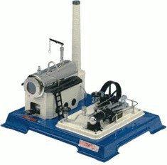 Wilesco D16 Dampfmaschine