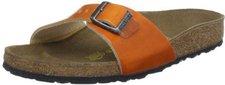 Birkenstock Madrid Leather antique orange