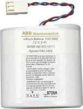ABB Stotz Striebel & John FAS 2902/2 Lithiumbatterie 7,2 V 5000 mAh