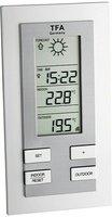 TFA Dostmann 35.1117 Quantia Funk-Wetterstation