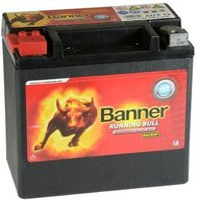 Banner Running Bull Backup Aux 12