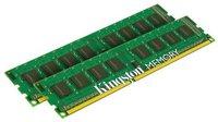 Kingston ValueRAM 8GB Kit DDR3 PC3-12800 CL11 (KVR16N11S8K2/8)