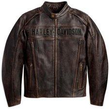 Harley-Davidson Roadway Leder Jacke