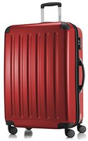 Hauptstadtkoffer 4-Rollen-Hartschalen-Trolley 75 cm rot TSA