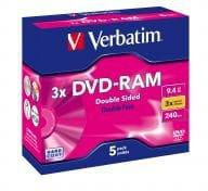 Verbatim DVD-RAM 3x Double Sided