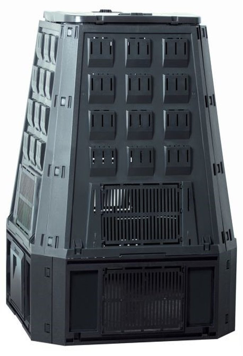 prosperplast thermo komposter 600 liter preisvergleich ab 43 50. Black Bedroom Furniture Sets. Home Design Ideas