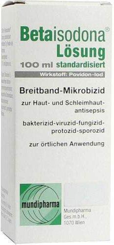 ACA Müller Betaisodona Lösung (100 ml) (PZN: 09196683)