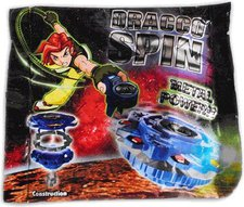 Dracco Spin Metal Power Kreisel