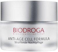 Biodroga Anti-Age Cell Nachtpflege (50 ml)
