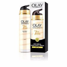 Oil of Olaz Total Effects 7 in One Feuchtigkeitspflege + Serum Duo (40 ml)