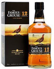 The Famous Grouse Gold Reserve 0,7l 43%