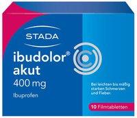 STADA Ibudolor akut 400 mg Filmtabletten (10 Stk.)
