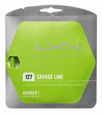 Luxilon Savage Lime 12,2 Meter