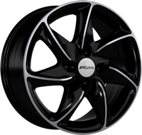 Ronal R51 (6,5x15) black