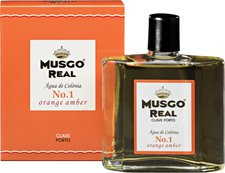 Claus Porto Musgo Real Agua de Cologne No.1 Orange Amber (100 ml)