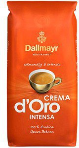 Dallmayr Crema d´ Oro würzig & intensiv