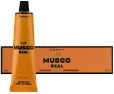 Claus Porto Musgo Real Men's Shaving Cream Orange Amber (100 ml)