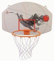Abbey Camp Basketballkorb mit Ring und Netz